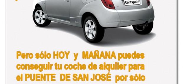 Alquila un coche barato en san Jose