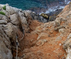 cova-tallada ruta