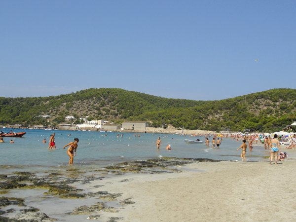 Enjoy yourself in Ibiza