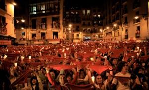 Image: Fiesta De San Fermin Running Of The Bulls - Day 9